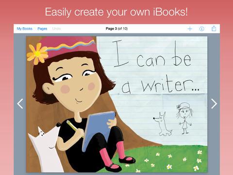 Book Creator for iPad – create and publish ebooks, pdfs and comics