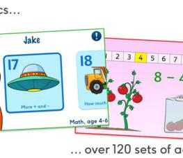 Maths, age 4-6